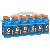 (12 Bottles) Gatorade Fierce Thirst Quencher Sports Drink, Blue Cherry, ... - $15.74