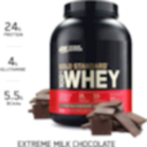 ON Gold Standard 100% Whey Protein Powder, Extreme Milk Chocolate 5 LB - $89.99