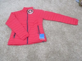 BNWT Columbia Oyanta Trail Thermal Coil Womens Light Puffer Jacket, M, Red, $150 - $98.99