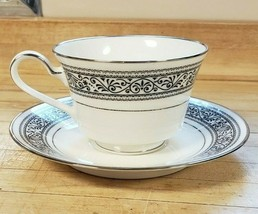 Noritake Ivory Prelude Cup & Saucer (9 Sets) - $16.20