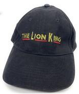 Disney The Lion King Broadway Musical VIP Strapback Cap Hat Adjustable B... - $11.08