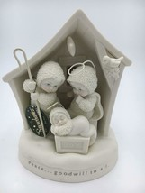 Department 56 Snowbabies Peace And Goodwill To All 69344 - $100.00