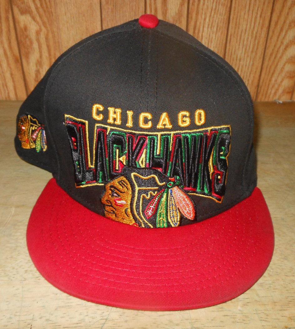 new product b5d85 12b6b Chicago Blackhawks NHL New Era 9fifty Hat and 50 similar items