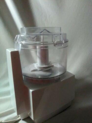 Cuisinart Mini Prep Food Processor - Mixer Chopper Puree DLC-1