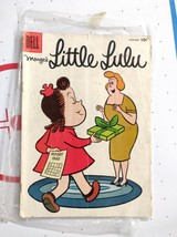 Marge's Little Lulu Issue 117 December 1955 Dell VG - $9.00