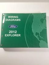 2012 ford explorer wiring diagrams electrical workshop manual ewd - $9 49