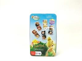 Disney Fairies Tinker Bell Dominoes Game - $3.36