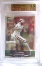 Lee Evans RC 2004 Topps Drafts Picks & Prospects Chrome GEM MINT Graded ... - $39.59