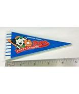 Vintage Sanrio All Star Puppy League Dalmatian Boy Dog Pennant Memo Note... - $24.95
