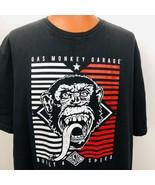 Gas Monkey Garage American Hot Rods Built 4 Speed Mens T-Shirt XXL Black  - $39.59