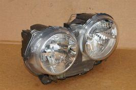04-07 Jaguar XJ8 XJR VDP Headlight Lamp Halogen Driver Left Side LH - POLISHED image 3