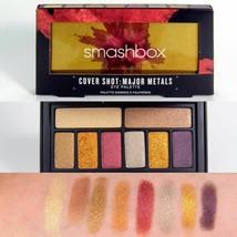 Smashbox Cover Shot Major Metals Eye Palette .21 oz NIB MSRP $29 - $17.99