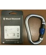 BLACK DIAMOND ROCK SCREWGATE #108395-2 C - $49.49