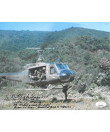 Col. Walter Marm signed Vietnam War Vintage 8x10 Photo Battle of Ia Dran... - $84.95