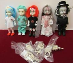 Series 4 MINI Living Dead Dolls FULL SET DEBOXED MINT Mezco - $75.00