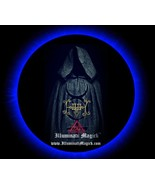 ILLUMINATI MANTLE OF THE DIVINE MAGUS :.WISDOM AND ESOTERIC KNOWLEDGE RI... - $3,333.00