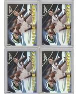 1997-98 Skybox Premium - Reebok Allen Iverson #NoN.1 Allen Iverson Lot of 4 - $3.42