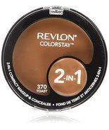 Revlon ColorStay 2-in-1 Compact Makeup & Concealer, Toast - $13.19