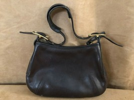 Coach Vintage Glove Leather small Shoulder Bag 9211 hobo tote purse - $48.50