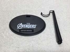 Hot Toys Avengers Captain America Display Stand 1/6th Scale MMS 174 - $13.55