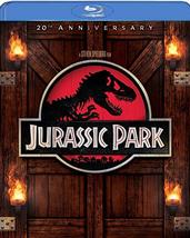 Jurassic Park [Blu-ray+DVD] (1993)