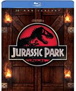 Jurassic Park [Blu-ray+DVD] (1993) - $4.95