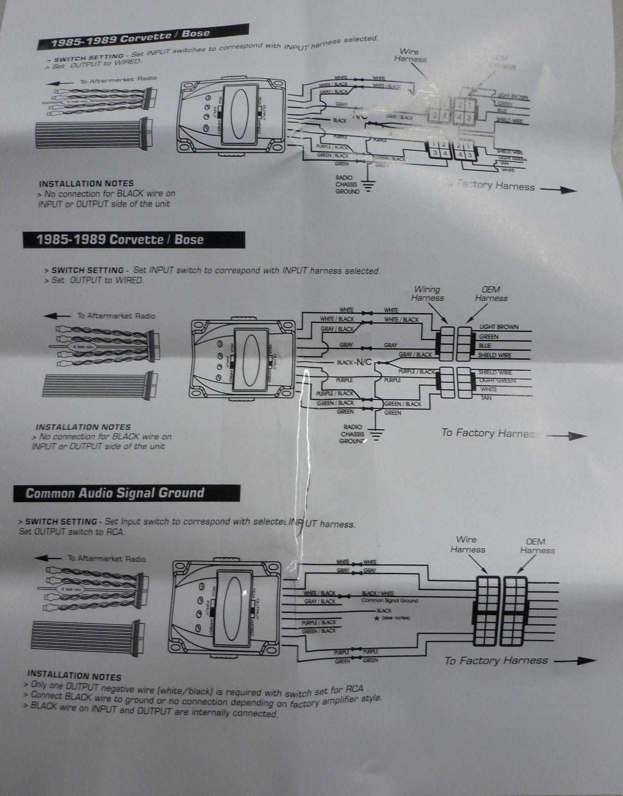 pac sni 35 wiring diagram pac sni 15 manual wiring diagram