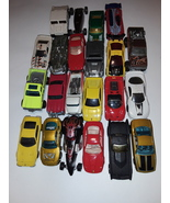 Collection of 22 Vintage Hot Wheels Cars - $9.95