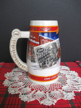 1999 Budweiser Holiday Stein - A Century of Tradition 1900-1999 - No. CS... - $15.00