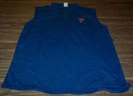 PHILADELPHIA PHILLIES Game Promo MLB Baseball SLEEVELESS JERSEY T-Shirt ... - $19.80