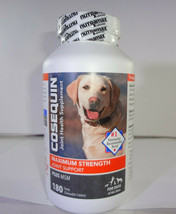 Cosequin DS Plus MSM Joint Health Supplement for Dogs - 180 Chewable Tab... - $35.49
