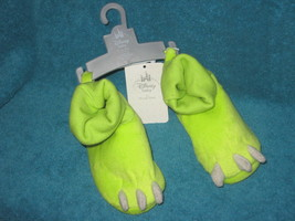 Disney Store Green Toddler Shoes. Size 18 to 24 months. Brand New. - $9.85