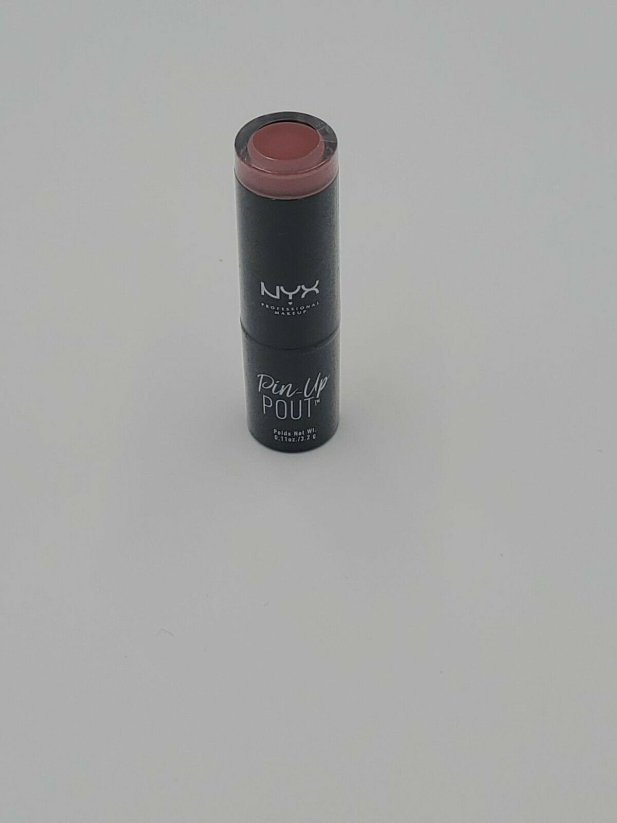 nyx lipstick professional makeup pin up pout puls 02 boundless 0.11 oz