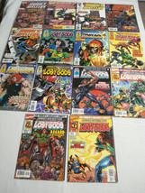 14 Marvel Journey Into Mystery Comics #505 Thru #518 Near Mint - £12.07 GBP