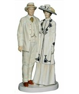 Royal Doulton Lord & Lady Grantham Downton Abbey Figurine HN5842 Limited... - $325.70