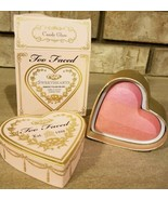 Too Faced-- Sweethearts Perfect Flush Blush-- CANDY GLOW-- Full Size NIB  - $25.00