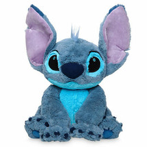 "Disney Lilo And Stitch 15"" Stitch Medium Plush Toy New With Tags - $26.42"