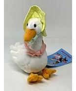 Stuffins Peter Cottontails Fairy Tale Friends Plush MOTHER GOOSE Stuffed... - $14.85