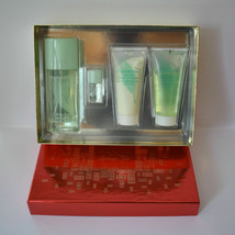 Elizabeth Arden Green Tea ~ 4-Piece Gift Set ~ 3.3oz/100ml Spray ~ Hard Box - $39.99