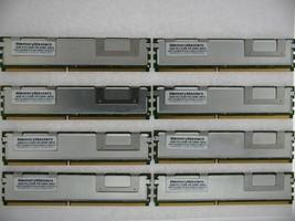 32GB MEMORY KIT 8 x 4GB FBDIMM PC2-5300F 667MHz for HP PROLIANT ML370 ML350 G5