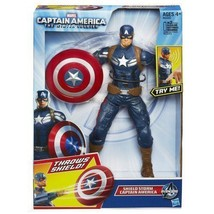 """Marvel Captain America The Winter Soldier Shield Storm 10"""" Action Figure... - $29.69"""