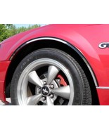 99-04 FORD MUSTANG 2dr QAA Stainless 4pcs Wheel Well Accent WQ39351 - $84.14