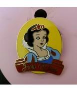Disney Pin Oval Princess Snow White 3559 - $10.88