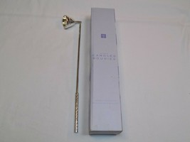 Avon Candle Snuffer Silver Metal in Box Home Decor Accessory House Decoration  - $18.99