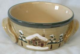 Sonoma Home Lodge Round Individual Soup Bowl, Cabin - $20.68