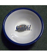 """Seinfeld Cereal Bowl by Selandia 7"""" 1989 Kellogg's Offer * Brand New OOP... - $49.99"""