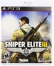 Sniper Elite III - PlayStation 3 Standard Edition [PlayStation 3] - $16.86