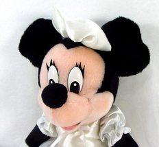 """Disney 10"""" Bride Minnie Plush Bean Bag - $18.95"""