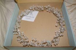 "Partylite Crystal Gemstone Ring P8132  8 ½"" – RETIRED - $15.00"