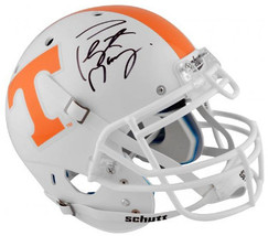 Peyton Manning signed Tennessee Volunteers Schutt Authentic Pro-Line Hel... - $759.95